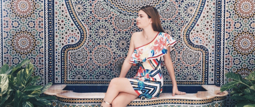 ADPi's Beth Schaller is Taking Over the Fashion World