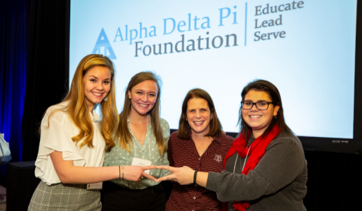 Alumna's Take-Home Messages from Adelphean Compass