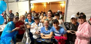 Team ADPi at a past marathon